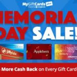 Happy Memorial Day From MyGiftCardsPlus And Swagbucks~