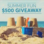 Enter To #Win a $500 Gift Card in the Check`n Go Summer Fun #Sweepstakes – Ends 6-30