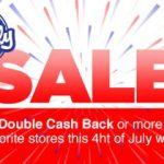 Oh Goodness- @Swagbucks July 4th Sale – Double Cash Back :)