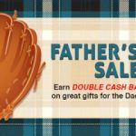 Don't Miss It!  It's @Swagbucks Father's Day Sale~ Double Cash Back
