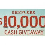 Enter To #Win $10,000 in Cash from Sheplers – #Sweeps Ends 8-8