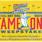 Enter To #Win $3,000 and Ball Park Buns for a Year – #Sweeps Ends 8-2