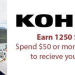 ATTN ALL SHOPPERS!  Get 25% Off At Kohls When You Spend $50 Thru @Swagbucks