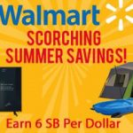 Swagbucks And Walmart's Scorching Summer Deals!