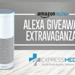 Enter To #Win an Amazon Echo – #Sweeps Ends 9-10