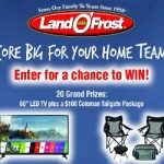 Enter To #Win TV's, Coleman Coolers, Footballs & More from Land O'Lakes – #Sweeps Ends 9-30