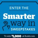 Enter To # Win a $1,000 Build.com Credit & Schlage Sense Smart Deadbolt ~ #Sweeps Ends 8-25