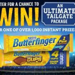 This Is Amazing~ #Win 1,000 Instant Win Prizes in the Butterfinger College Game – #Sweeps Ends 3-31-18