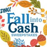 Enter To #Win $5,000 CASH in the Fall into #Cash #Sweepstakes – Ends 10-23
