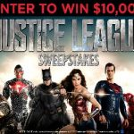 Enter To #Win $10,000 Cash in Spirit Halloweens Justice League #Sweepstakes – End 11-2