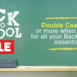Swagbucks And Back To School Shopping – Winner, Winner Chicken Dinner!