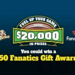 Enter To #Win up to a $1000 Fanatics.com Gift Card from Frigo Cheese Heads – #Sweeps Ends 11-30