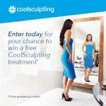 Enter Weekly To #Win $3,000 for CoolSculpting Treatments – #Sweepstakes Ends 9-30