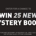 Enter to #win 25 brand-new mysteries from Penguin Random House – #Sweeps Ends 10-31