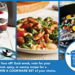 "Enter the ""National Cooking Day"" #Sweepstakes (5 Winners) – Ends 9-26"