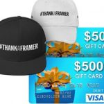 Enter To #Win Over 1,200 Prizes That Includes $500 Visa Gift Cards~ #Sweeps Ends 9-30