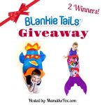 Awesome #Giveaway! 2 #Winners Of A Blankie Tail (Cute) Ends 11-14 @mamathefox