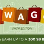 Love To #Shop?  Shopping Edition #Swago Is BACK!