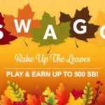 Rack Up #Free Gift Cards During October #Swago With Spin & Win
