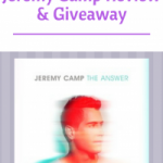 I'm a Jeremy Camp Fan And I Found A #Giveaway At Brenda Loves Sharing