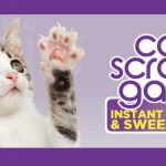 Enter To #Win Gift Cards in the Litter Genie Cat Scratch Instant Win Game ~ #Sweeps End 2-14