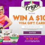 Enter To #Win $100 Gift Cards in the Frigo Cheese in the Bag #Sweepstakes ~ Ends 12-31