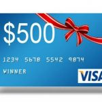 Enter To #Win a $500 #Visa Prepaid Gift Card ~ #Sweeps Ends 2-7