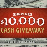 New @Sheplers #Sweepstakes!  #Win $10,000 Cash ~ #Sweeps Ends 4-23