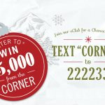 Enter To #Win $5000 in the Corner Bakery Holiday Giveaway ~ #Sweeps Ends 12-21