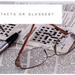 Let's Talk Glasses And Contacts- Lack Of Finances And Time~