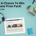 Enter To #Win an iPad Pro & the Ultimate Prize Pack worth over $2,500 – #Sweeps Ends 11-30