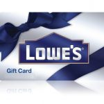 Enter To # Win a $200 Lowe's Gift Card ~ #Sweeps Ends 12-8