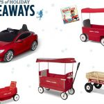 Enter To #Win a New Radio Flyer Product Every Day in the Holiday Giveaway~ Ends 12-15