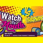 Be on the lookout for a review for the Watch Ya' Mouth Game – #Coupon Code Now