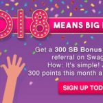 Swagbucks Is Awesome- Earn A $3 Bonus When You Sign Up In January~