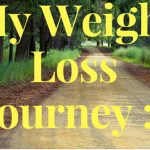 Hurdles I Have To Cross During My #WeightlossJourney