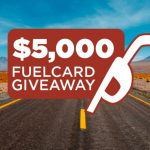 Enter To #Win a $5000 Fuel Card ~ #Sweeps Ends 6-30