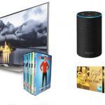 Enter To #Win a Sony 4K TV, Bose Headphones, $200 Amazon Credit & More ~ #Sweeps Ends 3-4