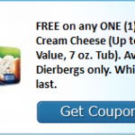I found a #FREE #Arla® Cream Cheese (Up to $2.99 Value, 7 oz. Tub) ~ At Dierberg's only