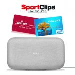 Enter To #Win a Google Home Max, $400 Cash, $500 Marriott Credit & More ~ #Sweeps Ends 2-9