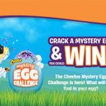 Enter To #Win The #Cheetos Mystery Egg Game – Over 1000 Prizes up for Grabs ~ #Sweeps Ends 4-1
