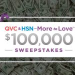 Enter To #Win $100,000 from QVC and HSN ~ #Sweeps 3-11