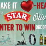 Enter To #Win 1 of 80 Instant Win Prizes, Fitbits, STAR Olive Oil & More ~ #Sweeps Ends 3-4