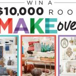 Enter To #Win a $10000 Room #Makeover from #Michaels ~ #Sweeps Ends 3-10
