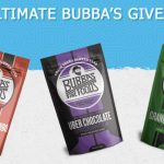 Enter To #Win a Year's Supply of Bubba's Snacks ~ #Sweeps Ends 3-19
