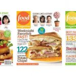 #Free- Subscribe To Food Network Magazine ***FREE***
