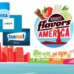 Enter To #Win 1 of 2000 Instant Win Prizes- Visa, Uber, Stubhub Gift Cards ~ #Sweeps Ends 6-15