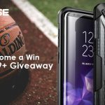Enter To #Win a #Samsung #Galaxy S9 & SUPCASE Phone Cases ~ #Sweeps Ends 3-15