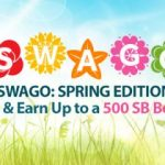 Swago: Spring Edition is here! (A great way to earn SB)