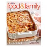 Subscribe To This SUPER Magazine #FREE ~ #Kraft Food & Family- #Recipe #Cooking